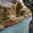 Partnach Canyon @ Germany by Daidalos