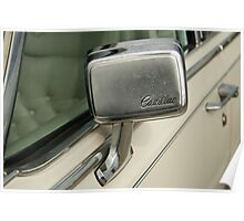 Caddy Mirror Poster