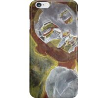 Cubist Portrait#1 iPhone Case/Skin