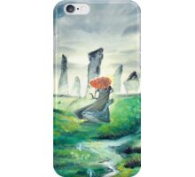 Brave  iPhone Case/Skin