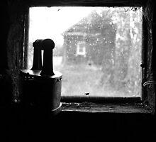 Old iron by Valeriy  Pisanov