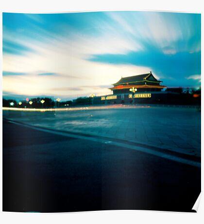 Tian An Men Square  Poster