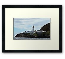 From the sea. Framed Print