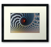 An Uncommon Spiral Framed Print
