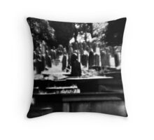 Wuthering Heights  Throw Pillow