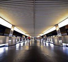 IFC Walkway by HKart