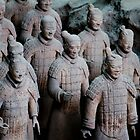 China - Terra Cotta Warriors 2 by adpixels