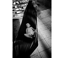 Sleeping Child Photographic Print