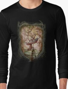 Fisherman of the Forest Long Sleeve T-Shirt