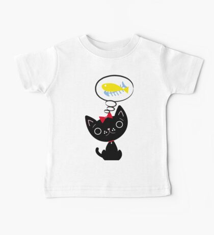 Hungry Cat Baby Tee