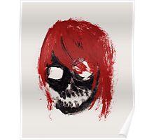 crude head Poster