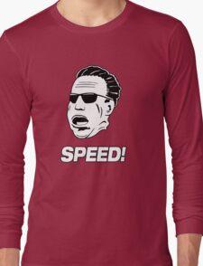 "Jeremy Clarkson ""Speed"" Top Gear Long Sleeve T-Shirt"
