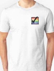 Gay? Tick! Unisex T-Shirt