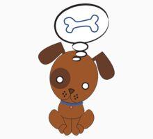 Hungry Dog by MFSdesigns