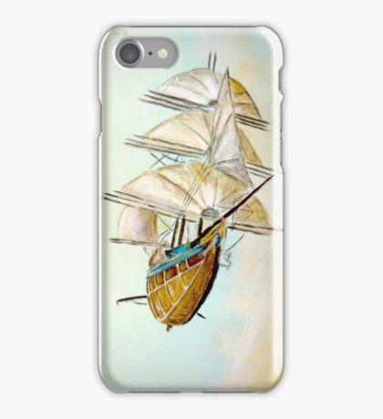 RLS Legacy (Treasure Planet) iPhone Case/Skin