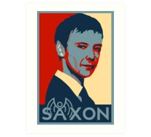 Saxon for PM-Clean Version Art Print
