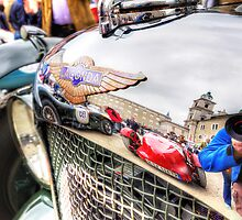 Lagonda Reflections by Luke Griffin