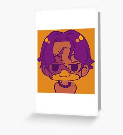 Halloween - Ace Greeting Card