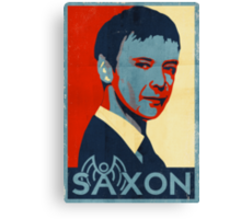 Saxon for PM Canvas Print