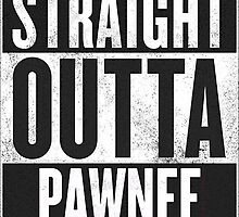 Straight Outta Pawnee by TooManyFandoms