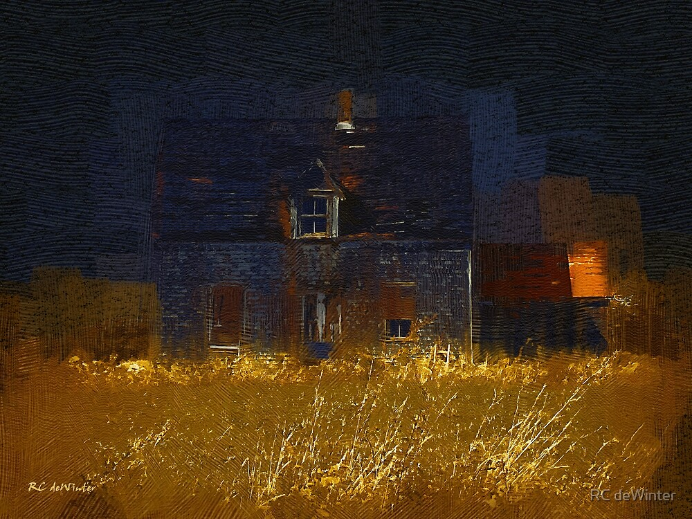 Memories of Home by RC deWinter
