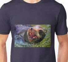 Just Popped Up To Say 'Hi'! Unisex T-Shirt