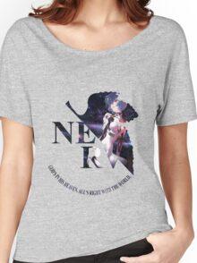 neon genesis evangelion rei ayanami anime manga shirt Women's Relaxed Fit T-Shirt