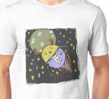 Space Robot Unisex T-Shirt