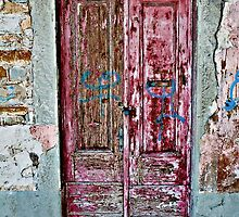 Red Door by Scott Anderson