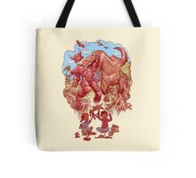 Role playing Tote Bag
