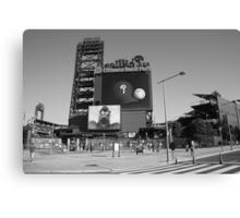 Citizens Bank Park - Philadelphia Phillies Canvas Print