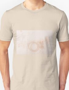 grunge stained paper texture T-Shirt