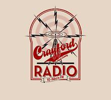 Crayford Radio Womens Fitted T-Shirt