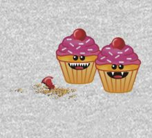 CUPCAKE CANNIBALS 2 One Piece - Long Sleeve