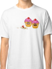 CUPCAKE CANNIBALS 2 Classic T-Shirt