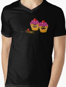 CUPCAKE CANNIBALS 2 Mens V-Neck T-Shirt