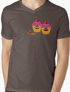 CUPCAKE CANNIBALS 2 Mens V-Neck T-Shirt