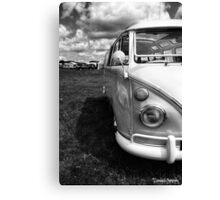 The Bus Canvas Print