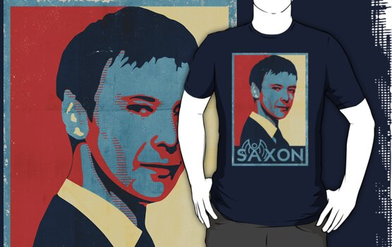 Saxon for PM by fohkat