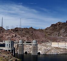 Hoover Dam Environment by Eileen Brymer