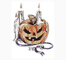 Spooky Pumpkin One Piece - Short Sleeve