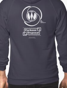 Carkoon Disposal (white) T-Shirt