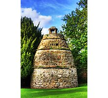 The Ross Doocot Photographic Print