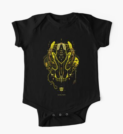 Bumblebee One Piece - Short Sleeve