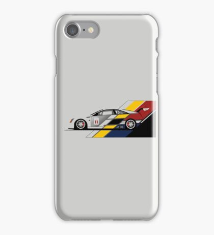 Cadillac CTS V Coupe Race Car iPhone Case/Skin