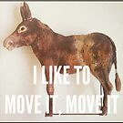 I like to move it sticker by redcow