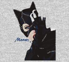 Catwoman Returns  Kids Tee