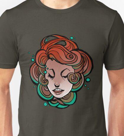 Swirls and swirls Unisex T-Shirt