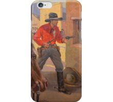 Vengeance Valley - Charles Hargens iPhone Case/Skin