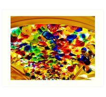 Bellagio Ceiling Art Print